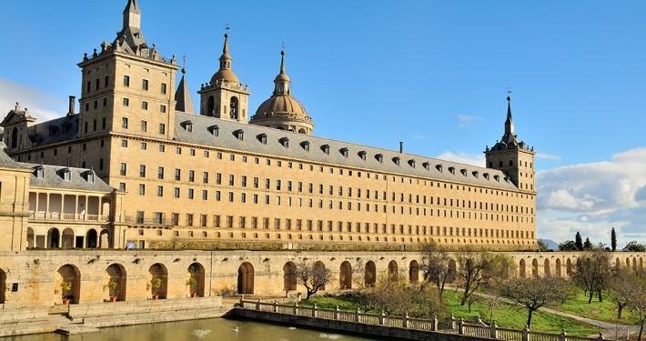 Monasterio de San Lorenzo del Escorial Madrid Espaa